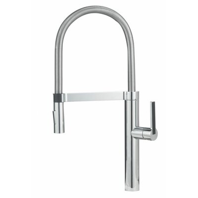 Blanco Culina Semi-Pro Kitchen Faucet in Chrome