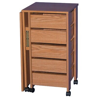 Venture Horizon VHZ Office Mobile Armoire Desk