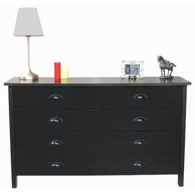 Venture Horizon Eight Drawer Dresser