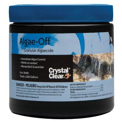 Winston Company, Inc Crystal Clear Algae-Off String Algae Remover