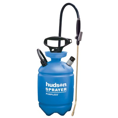 Hudson Poly Sprayer Garden hose Pressurized