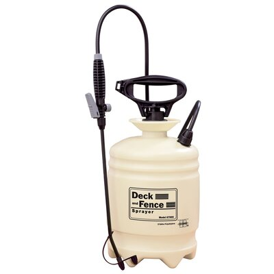 Hudson 2 gal Poly Deck and Fence Sprayer