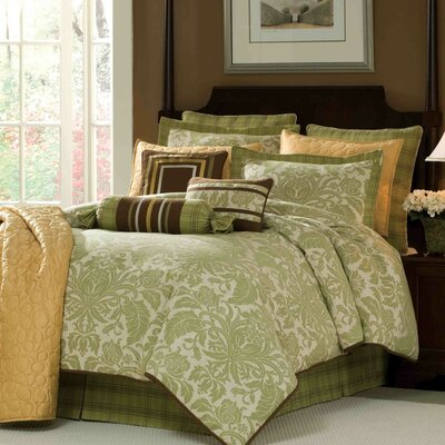 Hampton Hill Charleston Park Coverlet