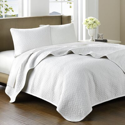 Huntington 3 Piece Coverlet Set