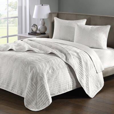 Hampton Hill Sheldon 3 Piece Coverlet Set