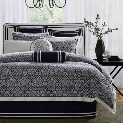 Hampton Hill Laurel Hill 7 Piece Comforter Set