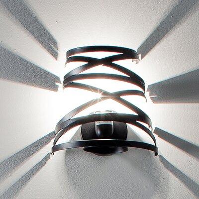 Studio Italia Design Curl My Light Handmade Metal Sconce