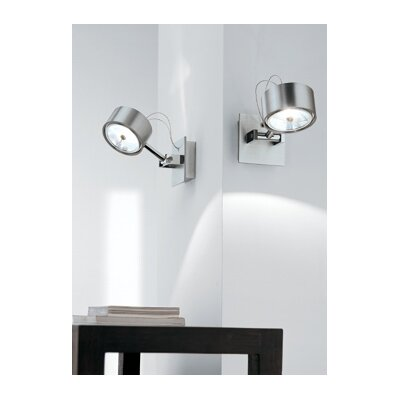 "Studio Italia Design Sax 5.12"" Wall / Ceiling Light"