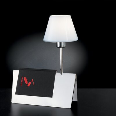 """Studio Italia Design Buonanotte 15.35"""" H Table Lamp with Empire Shade"""