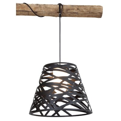 Studio Italia Design Tornado 1 Light Outdoor Laser Cut Mini Pendant