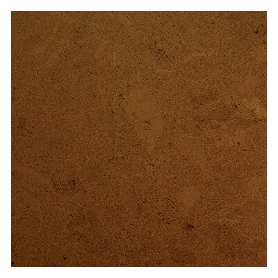 "WE Cork Timeless 7-1/2"" Engineered Cork Oak Flooring in Renaissance Earth"