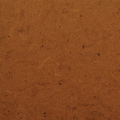 "WE Cork Avant Garde 11-7/8"" Engineered Cork Oak Flooring in Saddle Madrid"