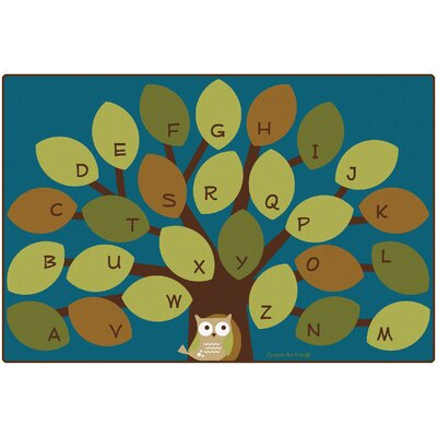 Carpets for Kids Owl-phabet Kids Rug