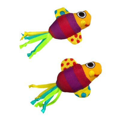 Fishy Fun Cat Toy