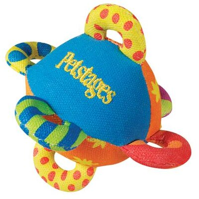 PetStages Loop Ball Mini Dog Toy