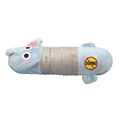 PetStages Big Squeak Elephant Toy in Grey