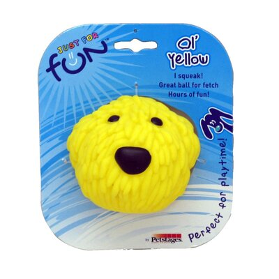 PetStages Ol Yellow Dog Toy