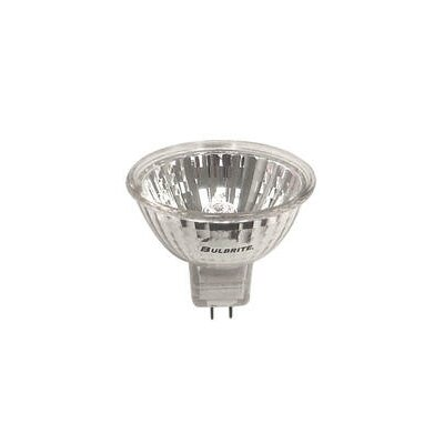 Bulbrite Industries Bi-Pin 50W 12-Volt (3500K) Halogen Light Bulb
