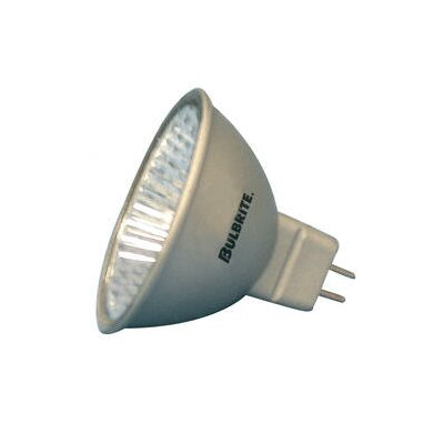 Bulbrite Industries Bi-Pin 50W Colored 24-Volt Halogen Light Bulb