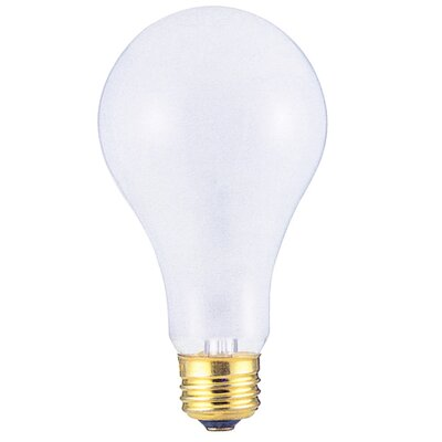 Bulbrite Industries 150W 130-Volt (2700K) Incandescent Light Bulb (Pack of 2)
