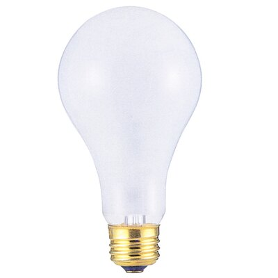 Bulbrite Industries 50/100/150W 120-Volt (2700K) Incandescent Light Bulb