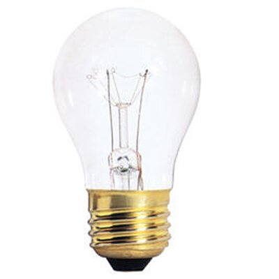 Bulbrite Industries 2700K Incandescent A15 Fan Bulb