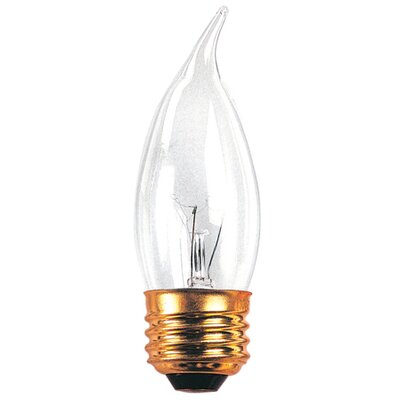 Bulbrite Industries 40W 120-Volt (2700K) Incandescent Light Bulb