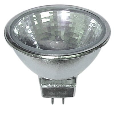 Bulbrite Industries Bi-Pin 50W 12-Volt (3050K) Halogen Light Bulb