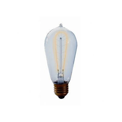 Bulbrite Industries Nostalgic Edison 40W 120-Volt Incandescent Light Bulb