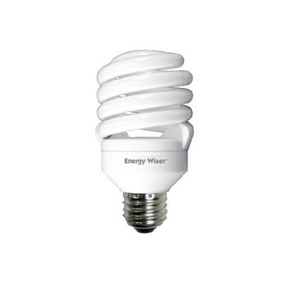 Bulbrite Industries 18W Super Mini T2 Compact Fluorescent Coil in Soft Daylight