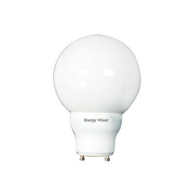 Bulbrite Industries 15W Twist And Lock G25 Compact Fluorescent Globe in Warm White