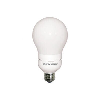 Bulbrite Industries 20W A-Shape A21 Incandescent Bulb in Soft White