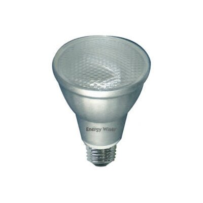 Bulbrite Industries 9W 120-Volt (3000K) Compact Fluorescent Light Bulb