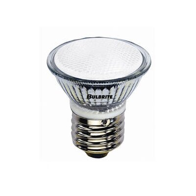 Bulbrite Industries 20W Clear MR16 Halogen Bulb in Warm White