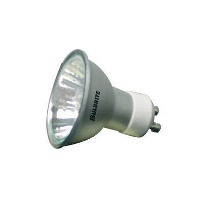 Bulbrite Industries 50W MR16 Halogen Flood Bulb in Silver