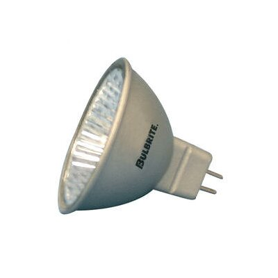 Bulbrite Industries 20W Bi-Pin MR11 Halogen Bulb in Silver