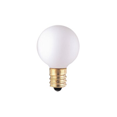 Bulbrite Industries G9 Globe Incandescent Bulb