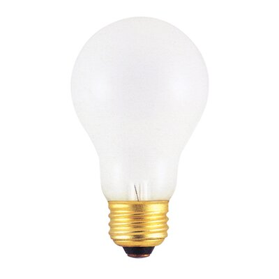 Bulbrite Industries E26 Medium Base A19 Shape Incandescent Bulb