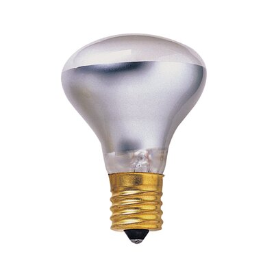 Bulbrite Industries E17 Intermediate Base Incandescent R14 Mini Reflector Bulb