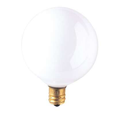 Bulbrite Industries Candelabra 120-Volt (2700K) Incandescent Light Bulb