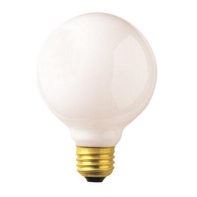 Bulbrite Industries G25 Medium Base Globe 120V Light Incandescent Bulb