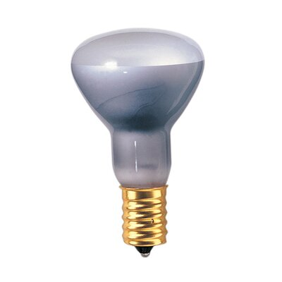 Bulbrite Industries E14 European Base Incandescent R14 Mini Reflector Bulb