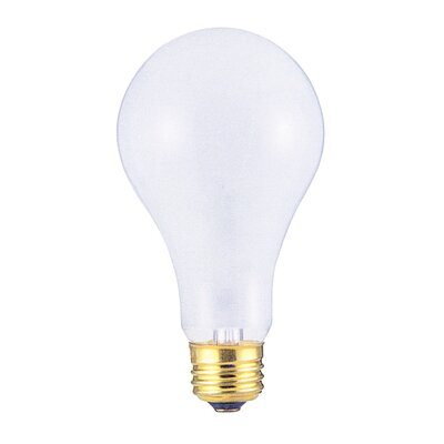 Bulbrite Industries 50/150 3-Way Standard A21 Incandescent Bulb in Soft White