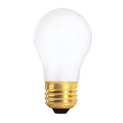 Bulbrite Industries Incandescent A15 Fan Bulb