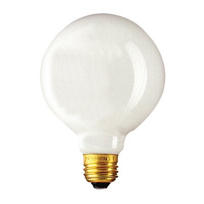 Bulbrite Industries G30 Medium Base Globe Light Incandescent Bulb