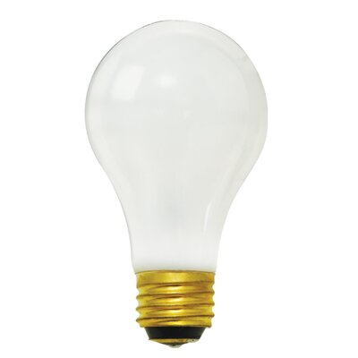 Bulbrite Industries A19 EISA 2012 Compliant ECO 3-way functionality Halogen Bulb