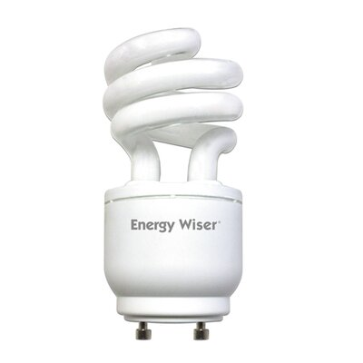Bulbrite Industries GU24 Base Energy Wiser Dimmable Compact Fluorescent Coil Bulb