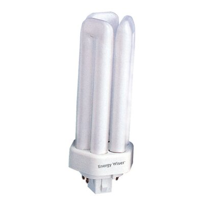 Bulbrite Industries 42W Dimmable Compact Fluorescent Triple Electronic 4-Pin Bulb in Cool White