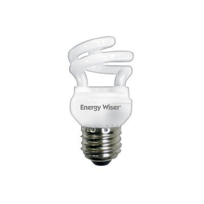 Bulbrite Industries Super Mini Compact Fluorescent Coil Bulb