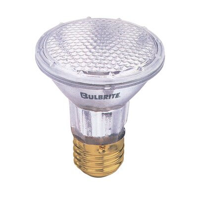Bulbrite Industries 35W PAR20 Halogen Narrow Spot Light Bulb in Warm White